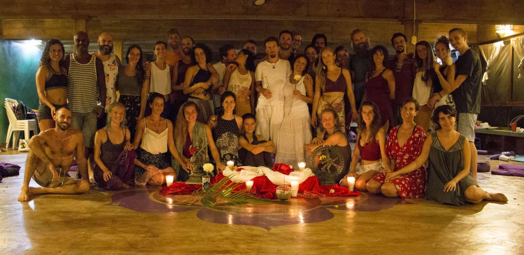Tantra comunity Aum Tantra Yoga