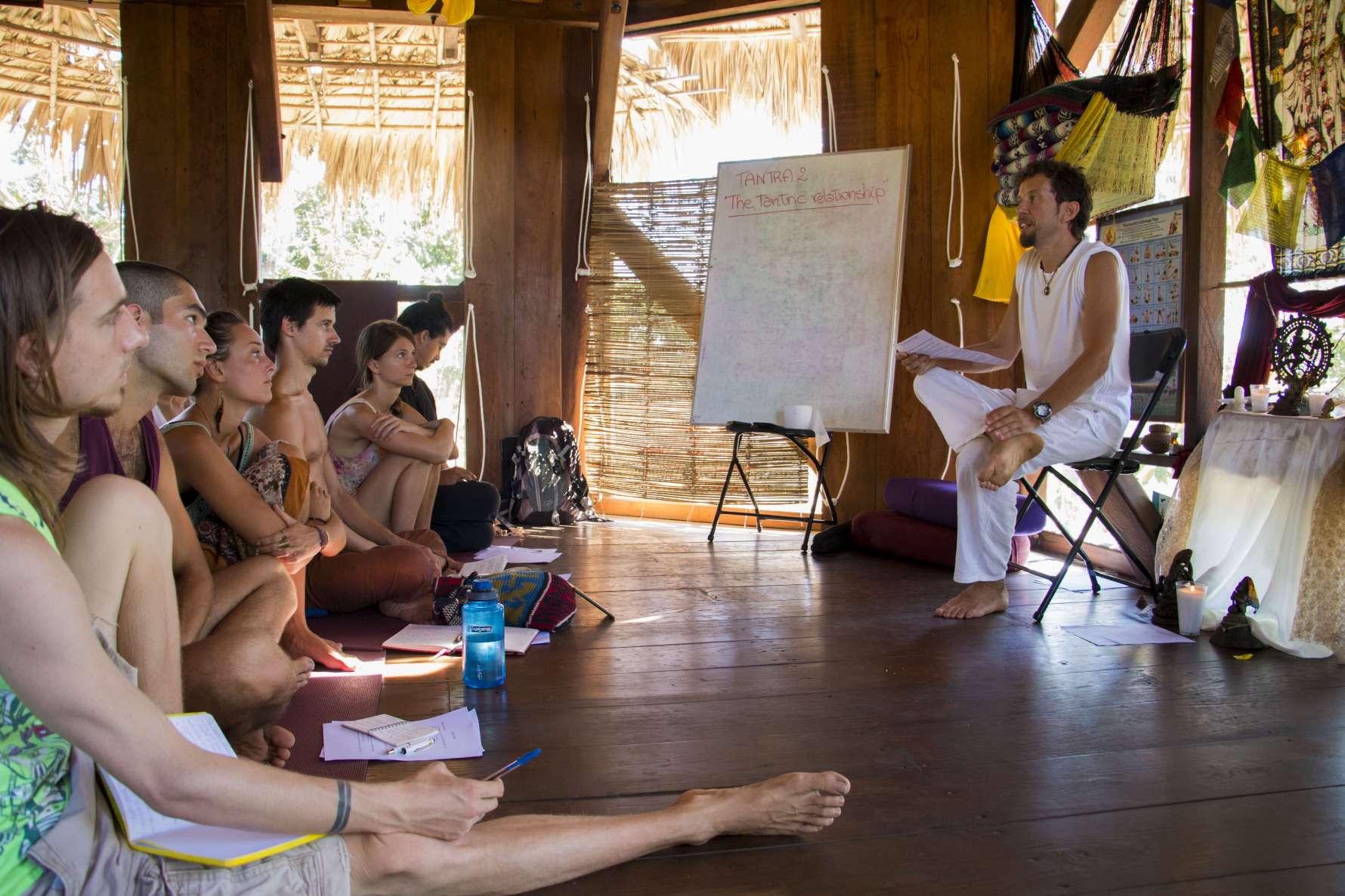 Tantra workshop aum tantra yoga