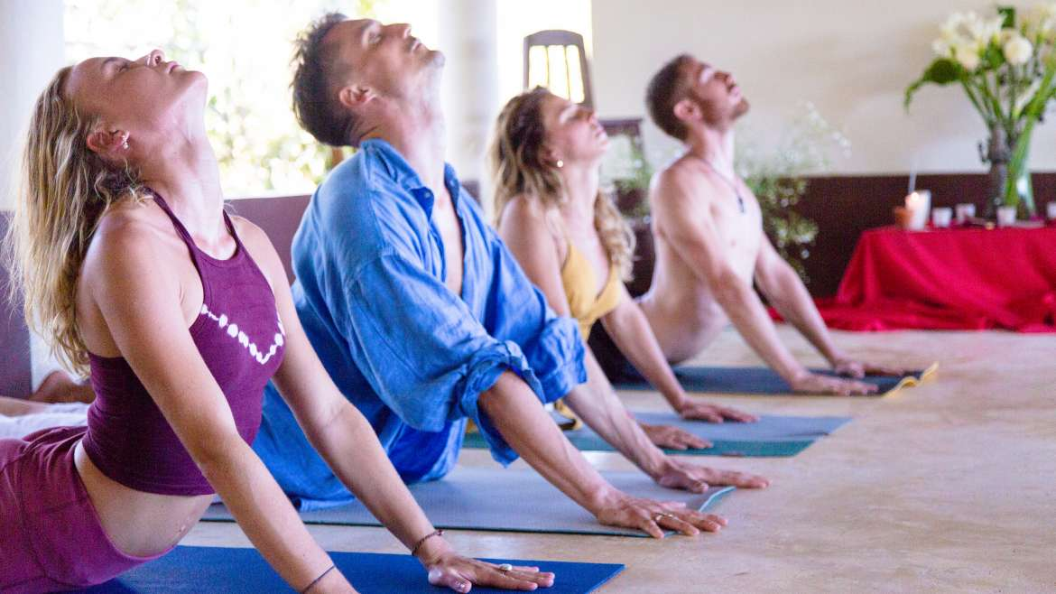 Yoga Teacher Training Course 250HR