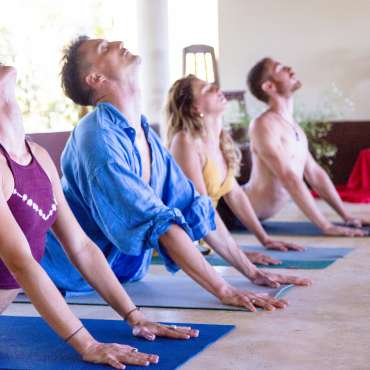 Yoga Teacher Training Course 200hr