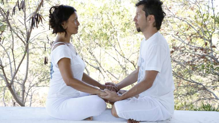 The tantric relationship: being together to evolve