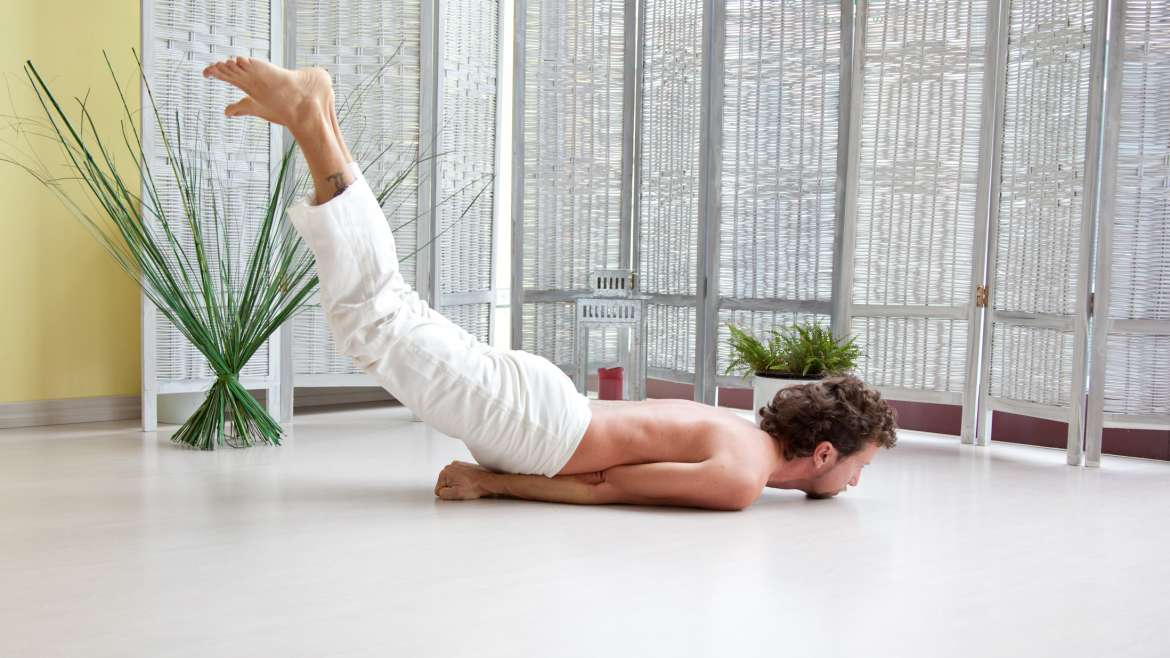Real Yoga in modern time