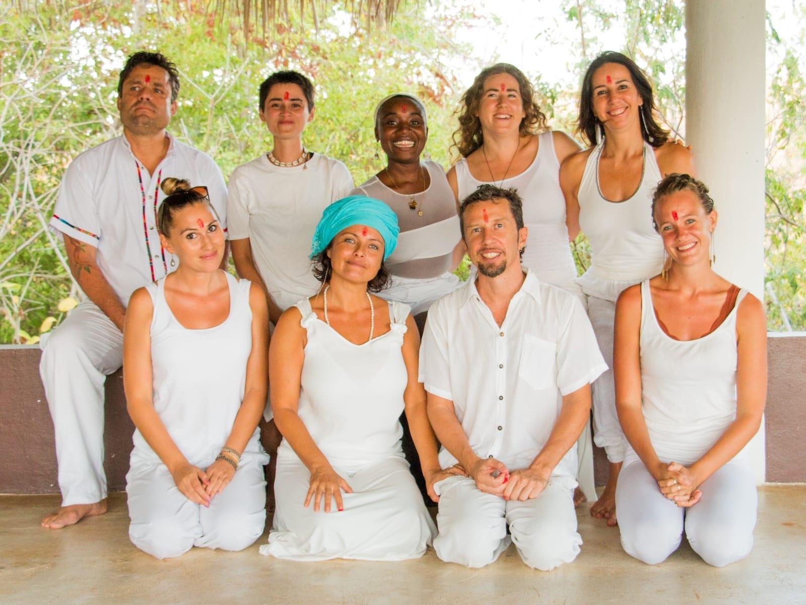Yoga Teacher Training Course graduated Aum Tantra Yoga
