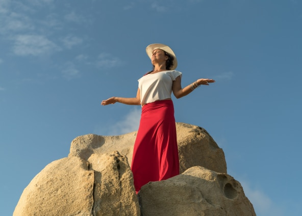 Women Are Forces of Nature: Which of the Four Elements Are You?