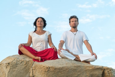 Marco and Amita Aum Tantra Yoga senior teacher